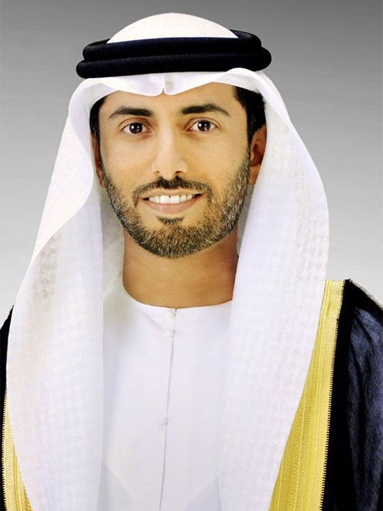 Suhail Al Mazroui has been appointed as the  Ministry of Energy and Infrastructure