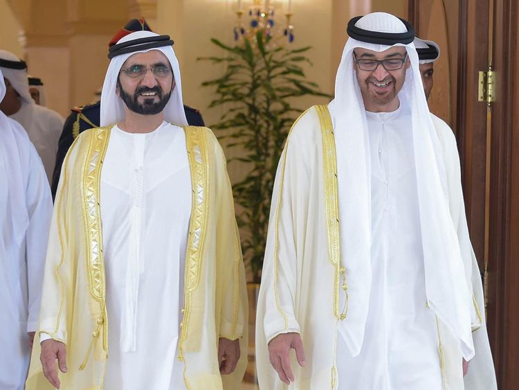 gulfnews.com - Dona Cherian - Sheikh Mohammed announces new UAE government structure