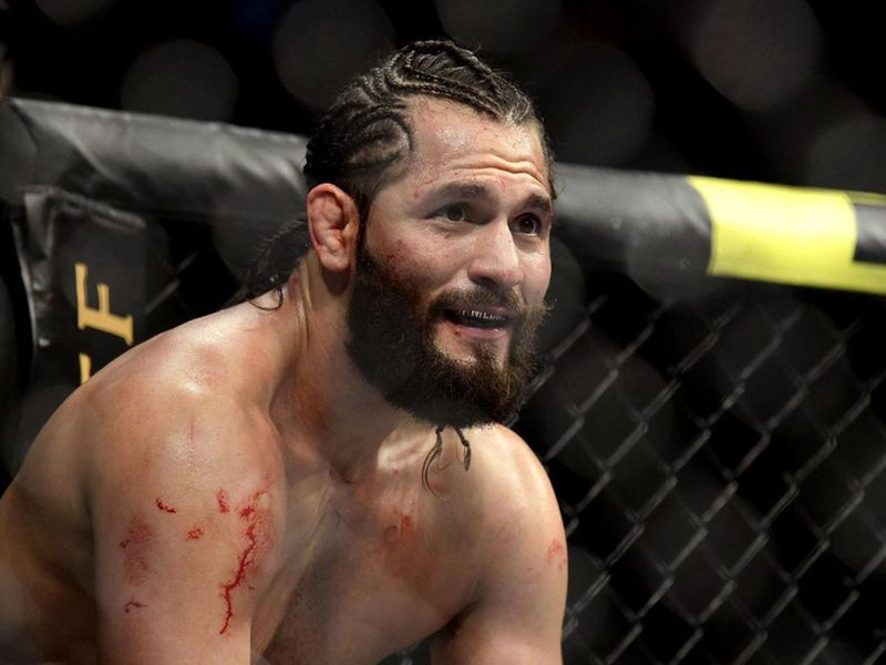 Jorge Masvisdal is stepping in for UFC: Fight Island in Abu Dhabi