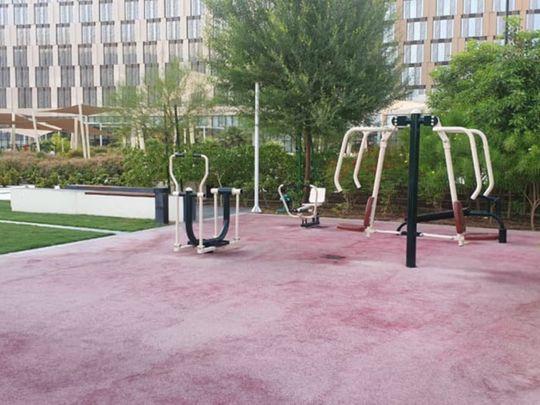 REG 200706 OMAN common gym equipment outdoor-1594029447980