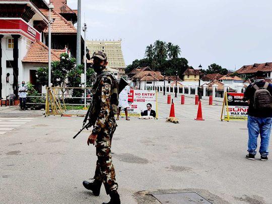 Security force Thiruvananthapuram Kerala