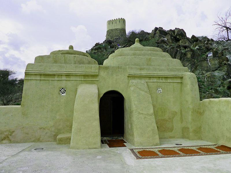 AL Bidaya mosque