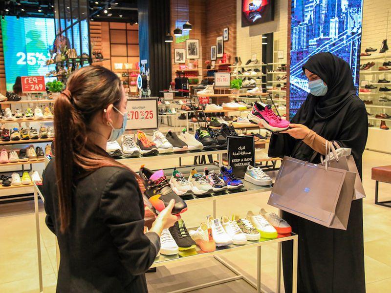 DSS shopping, Dubai Sale