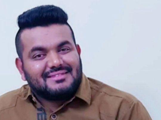Emirates Loto winner: Kikkere Ali Abdul Muneer