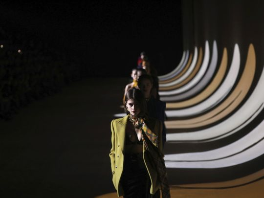 As Paris Fashion Week goes online, the future looks virtual