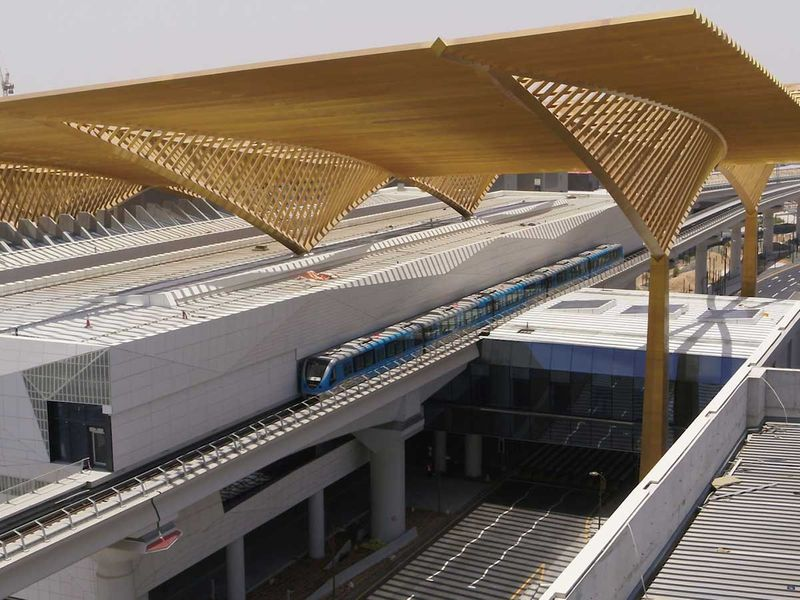 20200708 Dubai Metro extension