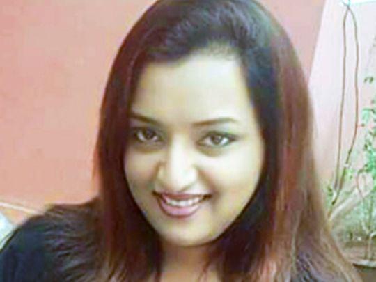 A file photo of Swapna Suresh