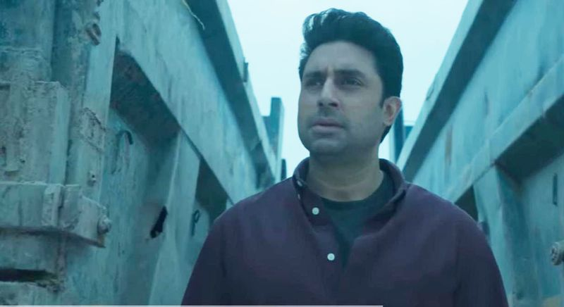 Abhishek Bachchan in Breathe