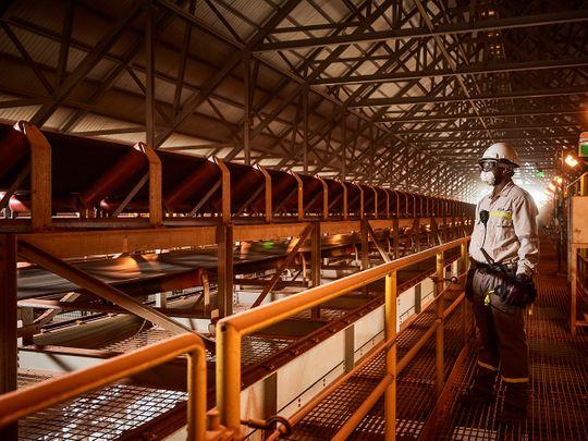 Al Taweelah alumina refinery