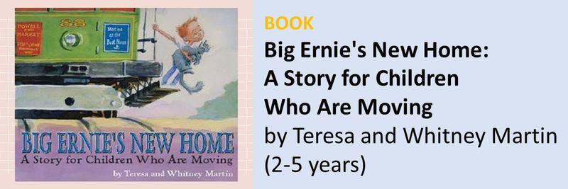BC Books movies for UAE kids leaving Big Ernie