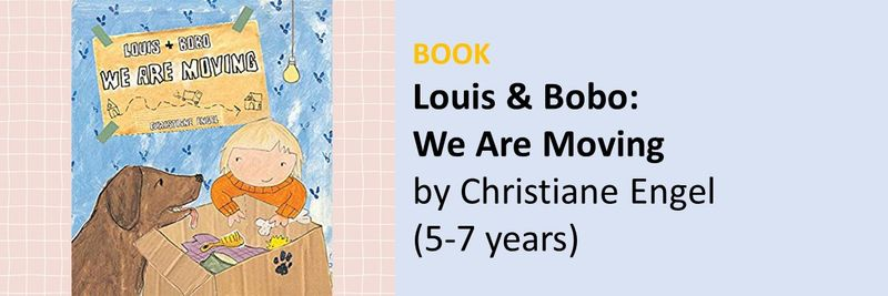 BC Books movies for UAE kids leaving louis