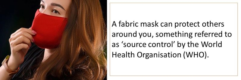 Fabric mask guidelines