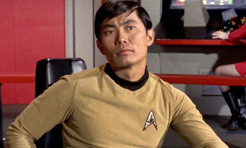 George Takei in 'Star Trek'