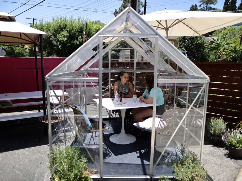 greenhouse cafe gallery