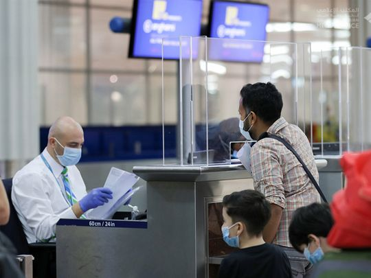 UAE: Holders of expired visit visas should leave by August 10