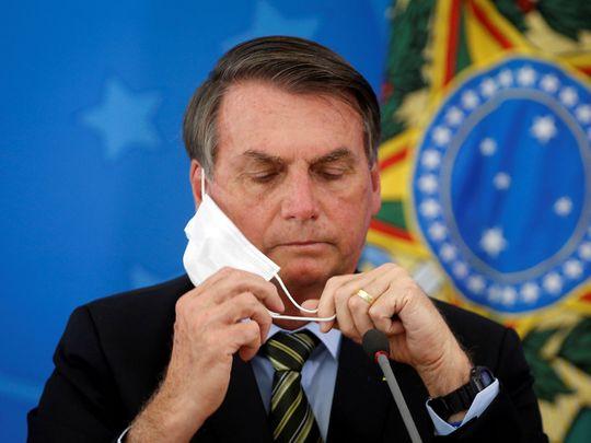 200709 Bolsonaro