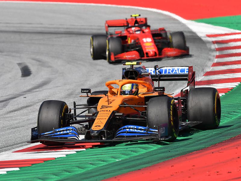 Ferrari have been struggling for pace in Austria