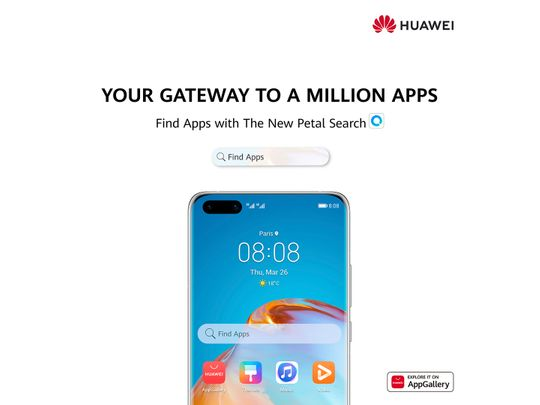 Huawei's Petal Search widget is your gateway to a million apps