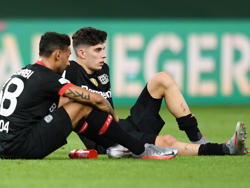 Kai Havertz will hand in a transfer request at Leverkusen