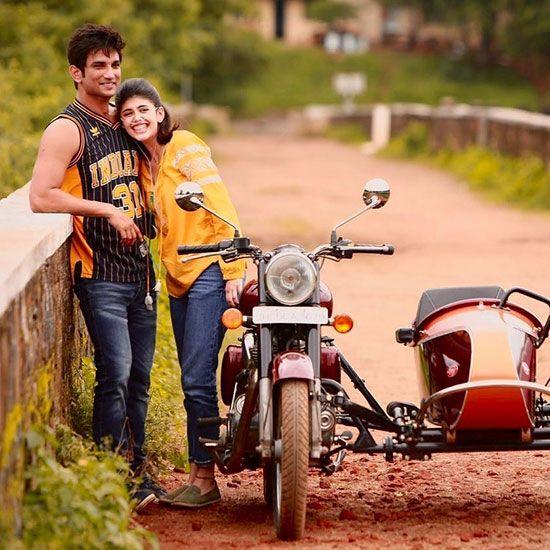 Sanjana and Sushant