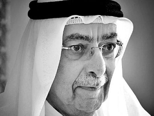 Sheikh Ahmed Bin Sultan Al Qasimi