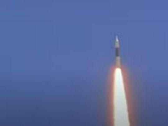 China's Kuaizhou-11 solid-fuelled carrier rocket