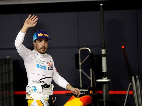 Fernando Alonso will be back in the Renault paddock next season