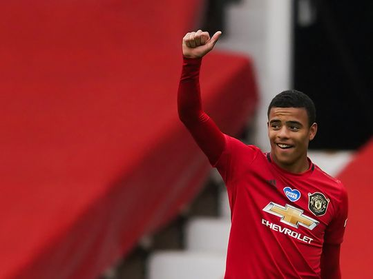 Mason Greenwood has become an instant hit in the Manchester United first team