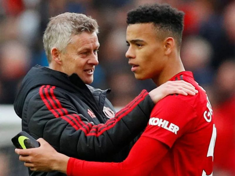 Solskjaer says Greenwood is the best finisher in his squad at the moment