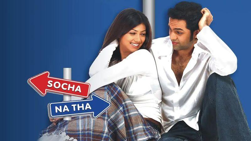 Ayesha Takia and Abhay Deol in Socha Na Tha