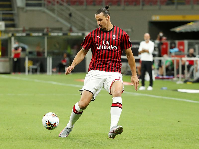 Zlatan Ibrahimovic could be on the way out of AC Milan