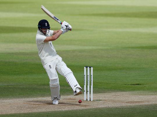 Joe Denly has struggled for England against the West Indies