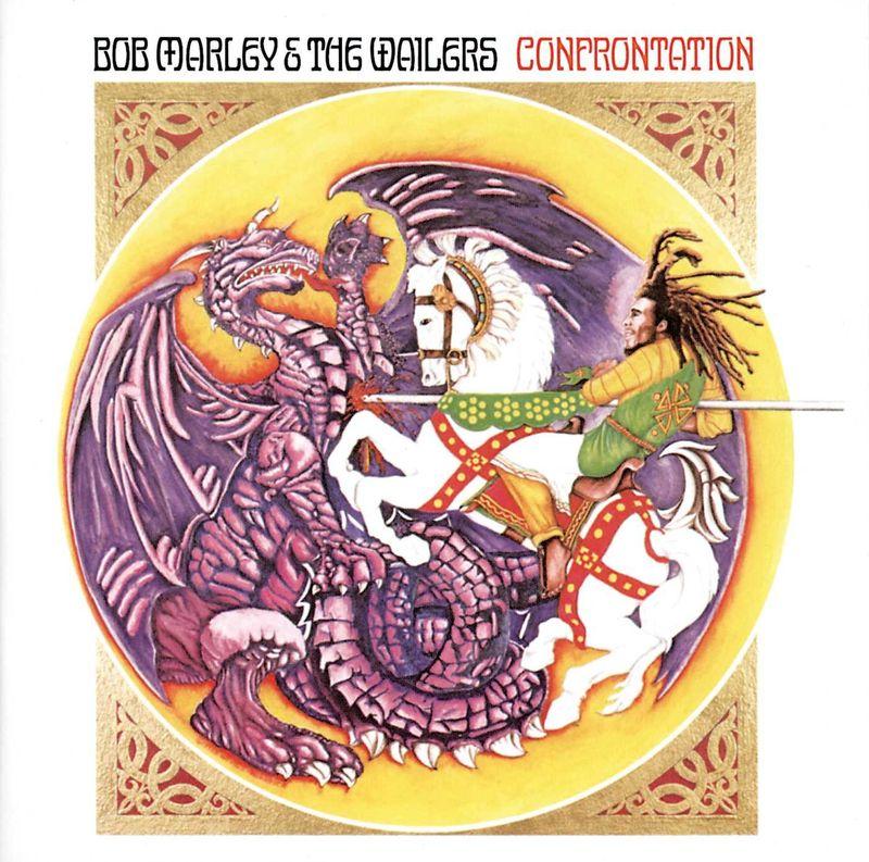 Confrontation Bob Marley