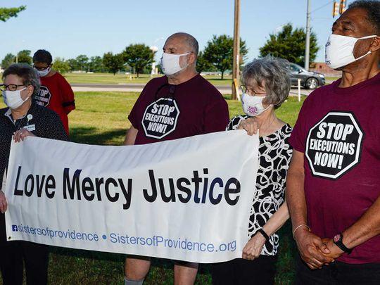 Death penalty US mercy justice