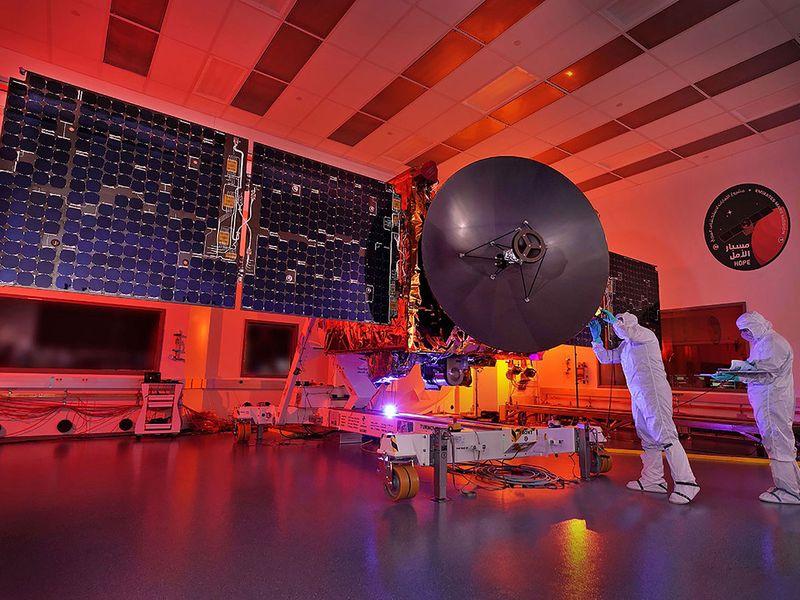 Mohammed Bin Rashid Space Centre (MBRSC)