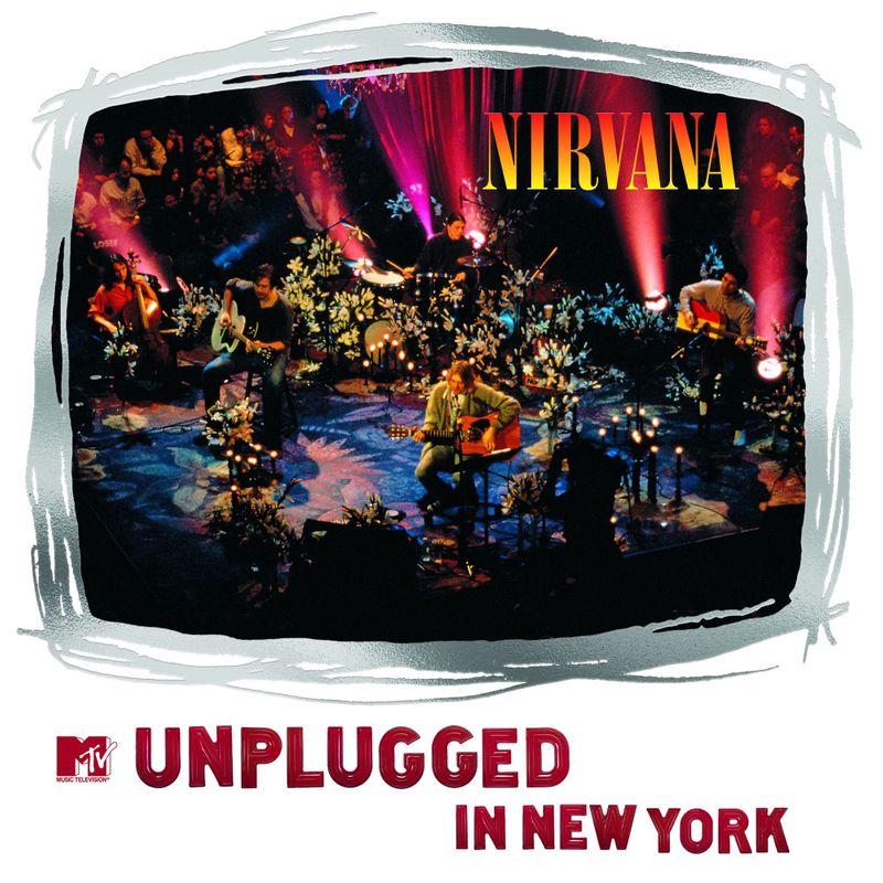 NIRVANA MTVUnplugged