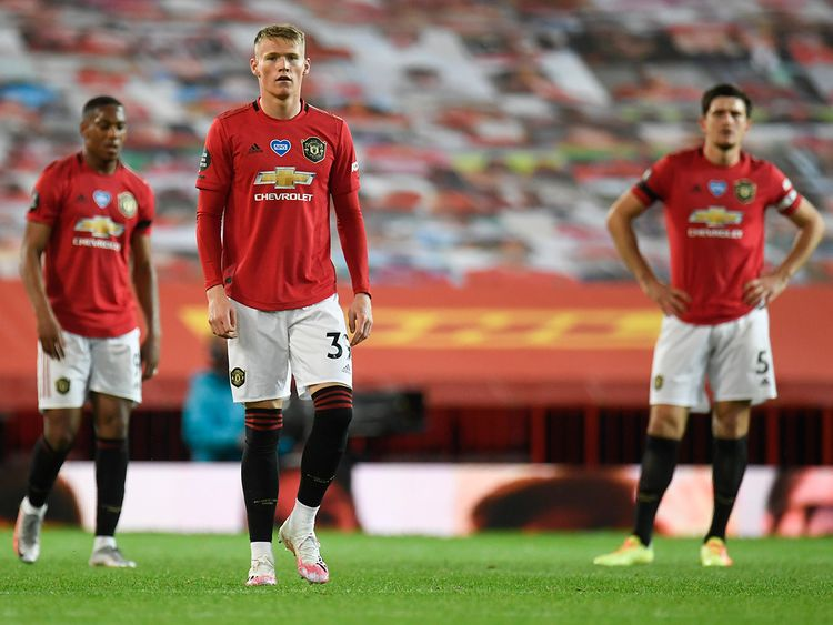 Premier League Manchester United Blow Chance To Move Third With Southampton Draw Football Gulf News