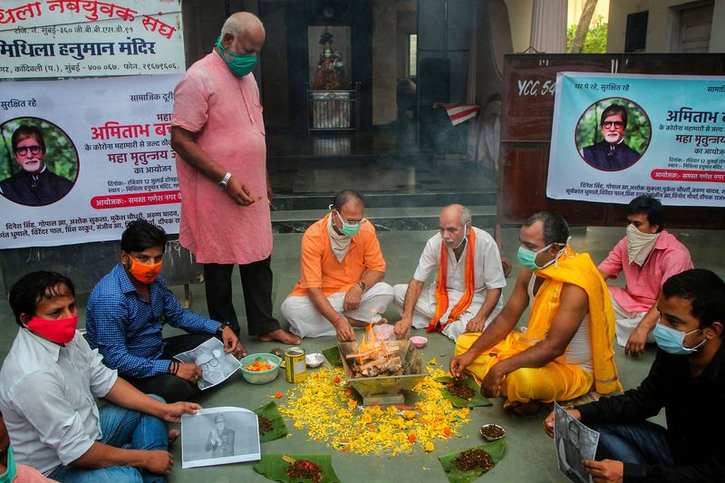 Amitabh prayers
