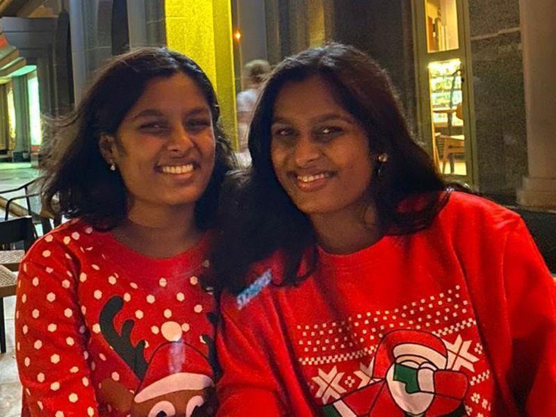 Marya and Zera Sudheer