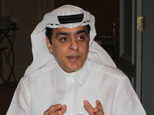 Masood Al Awar, CEO of Medallion Associates
