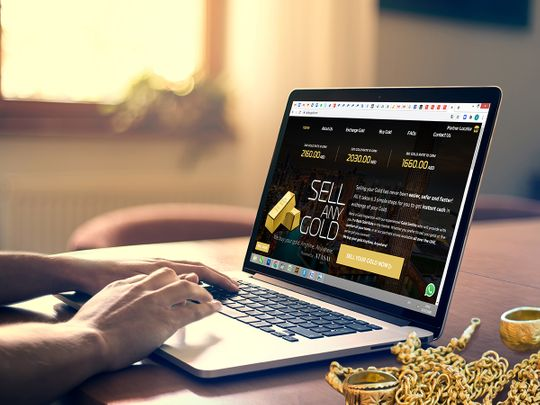 SellAnyGold.com Online lead