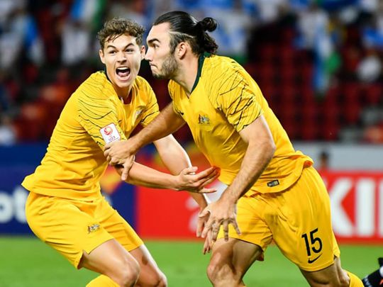 Australia's Under-23 team have been given a boost ahead of the Games