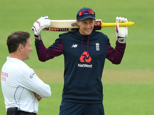 England captain Joe Root is back in the fold