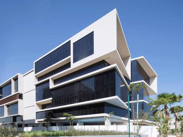 Heriot-Watt University Dubai new campus 1