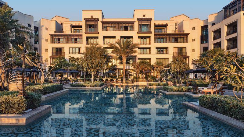Jumeirah Al Naseem Hotel Exterior shot