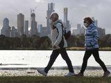 Melbourne walk coronavirus