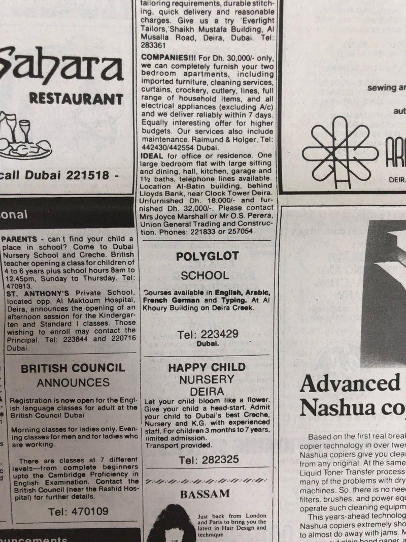 NAT 200715 NEWSPAPER AD Polyglot Ad-1594799353862