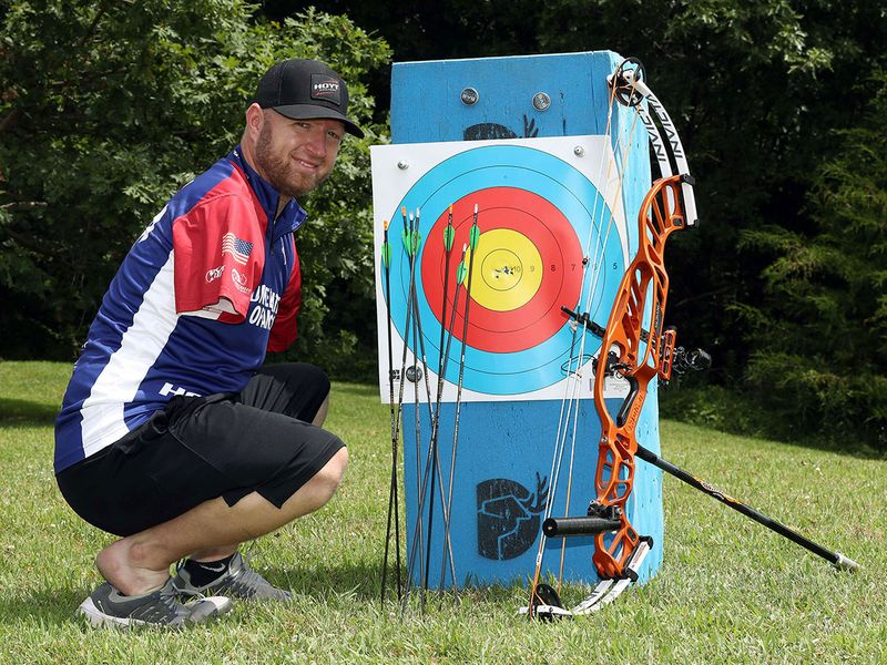 Paralympic archer gallery