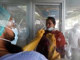 Paramedic pakistan nasal swab