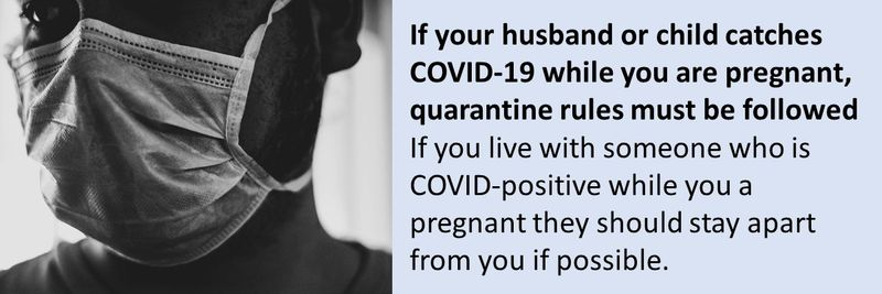 Pregnancy and birth in the time of COVID-19